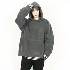 Remember Click - Oversized Hoodie T-Shirt