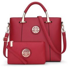 Rabbit Bag - Cutout Disc Satchel with Cross Bag