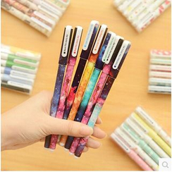 Class 302 - Set of 6: Pens