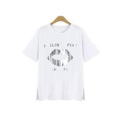 GRACI - Lettering T-Shirt
