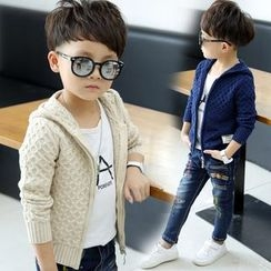 Pegasus - Kids Zip Cardigan
