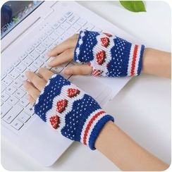 Good Living - Fingerless Mittens