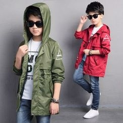 Pegasus - Kids Print Hooded Jacket