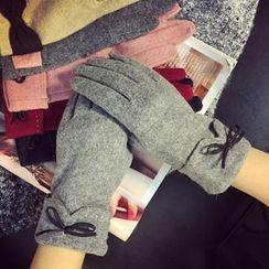 FROME - 羊毛手套(多款設計)
