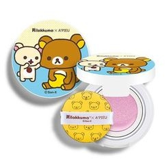 A'PIEU - Air-Fit Cushion Blusher (Rilakkuma Edition) (#VL01)