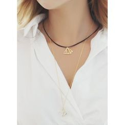 kitsch island - Layered Necklace