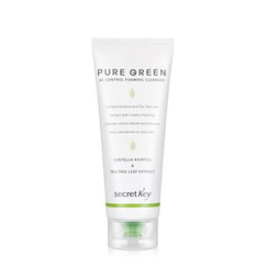 Secret Key - Pure Green AC Control Cleanser 150ml