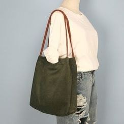 Ms Bean - Canvas Bucket Bag