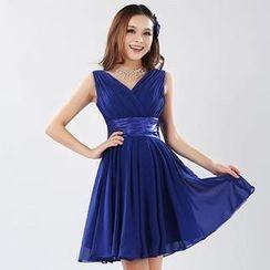 Bridal Workshop - Sleeveless A-Line Party Dress