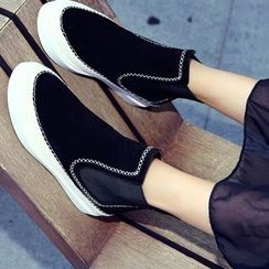 Micha - Gusset Ankle Boots