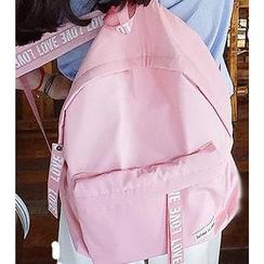 LMWZ - Plain Backpack