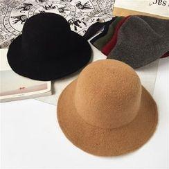 Pompabee - Woolen Bowler Hat