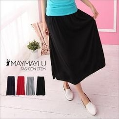 Maymaylu Dreams - Plain Maxi Skirt
