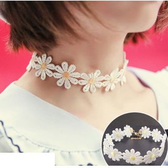 Coolgirl - 貼脖項鏈 (各種設計)