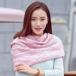 真享 - 羊毛针织围巾