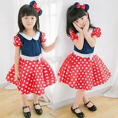 Cosgirl - Kids Party Costume Set