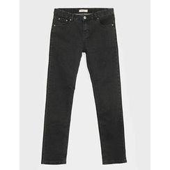 STYLEMAN - Plain Straight-Cut Jean