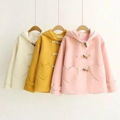 Nycto - Hooded Coat