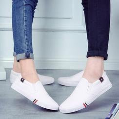 Solejoy - 帆布情侶輕便鞋