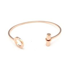 musé - Gold-Plated Metal Bracelet