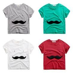 WellKids - 小童短袖贴布绣T恤