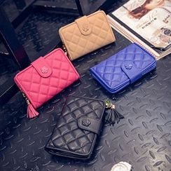 Youme - Quilted Wallet