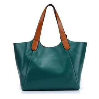Exull - Faux-Leather Tote