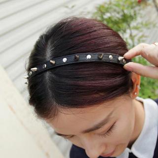 Lazy Corner - Studded Hairband