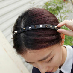 Lazy Corner - Studded Hairband