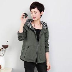 NINETTE - Hooded Jacket