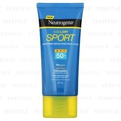 Neutrogena - Cooldry Sport Sunscreen Broad Spectrum Lotion SPF 50+ PA++++