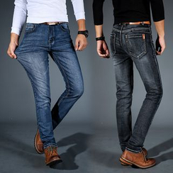 Denimic - 修身牛仔褲