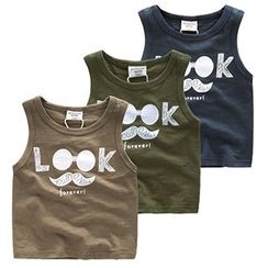 Kido - Kids Print Tank Top