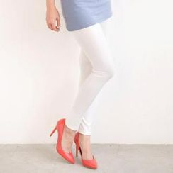SO Central - Faux Leather Leggings