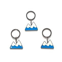 Cerco - Mountain Key Chain