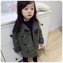 Rakkaus - Kids Double-Breasted Coat