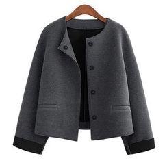 Sugar Town - Woolen Jacket