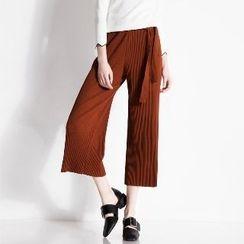 Halona - Wide-Leg Pants