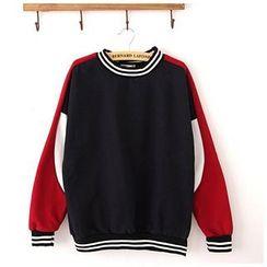 Maymaylu Dreams - Fleece-Lined Pullover