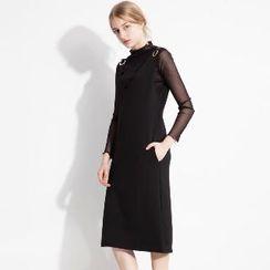 Halona - Set: Top + Jumper Dress
