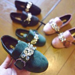 BOOM Kids - Kids Embellished Loafers