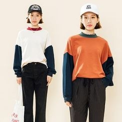 Heynew - Color Panel Pullover