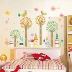LESIGN - Tree Wall Stickers