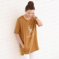 SO Central - Deer Print Tunic