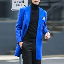Bay Go Mall - Woolen Coat