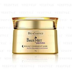 Bio-Essence - Bird's Nest Bouncy Overnight Mask
