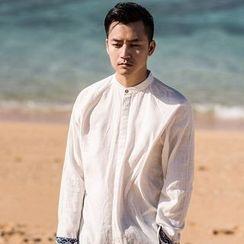Ashen - Ethnic-Print Shirt