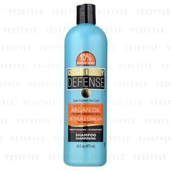 DAILY DEFENSE - Color Safe Moisturizing Shampoo (Shea Butter and Almond Oil)