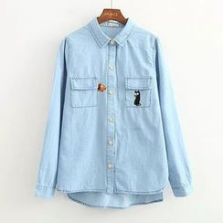 HANIA - Denim Shirt