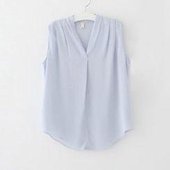 Meimei - 雪紡襯衫